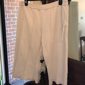 ANTHROPOLOGIE Saturday Sunday jogging pants XL 16